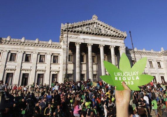 """""""Reuters""""/""""Scanpix"""" nuotr./Urugvajus legalizavo marihuanos prekybą."""