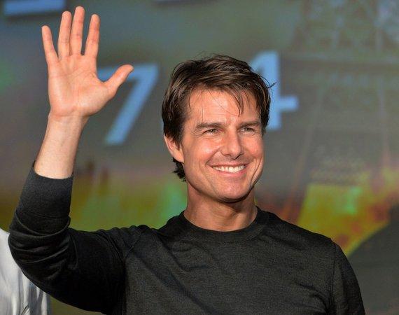 """AFP/""""Scanpix"""" nuotr./Tomas Cruise'as"""