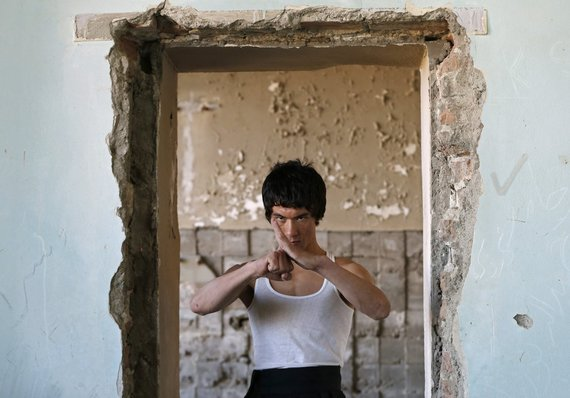 """Reuters""/""Scanpix"" nuotr./Abbas Alizada – Afganistano Bruce'as Lee"