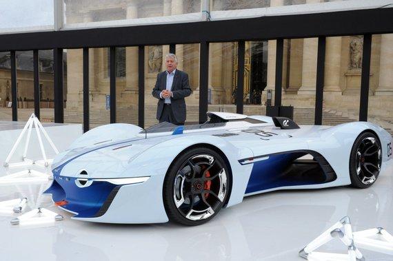 "AFP/""Scanpix"" nuotr./""Alpine Vision Gran Turismo"""