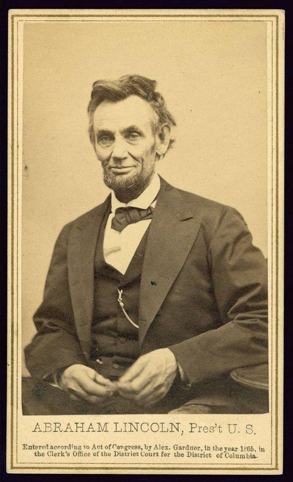 """Reuters""/""Scanpix"" nuotr./Abrahamas Lincolnas"