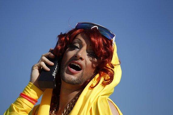 """Reuters""/""Scanpix"" nuotr./Transvestitas"