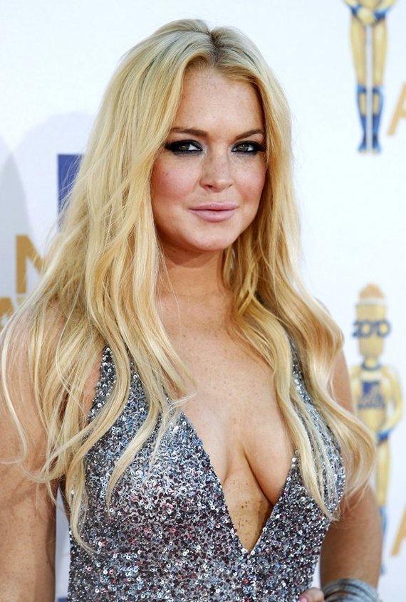 """Reuters""/""Scanpix"" nuotr./Lindsay Lohan"