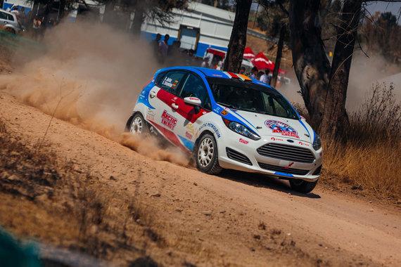 Aistės Kirsnytės nuotr./Lietuvių Ford Fiesta