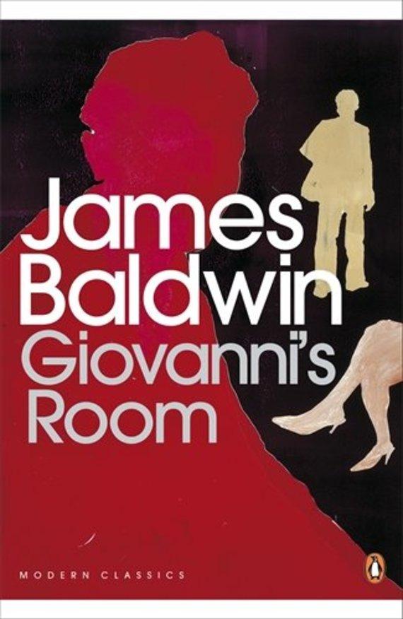 """Knyga """"Giovanni's Room"""""""