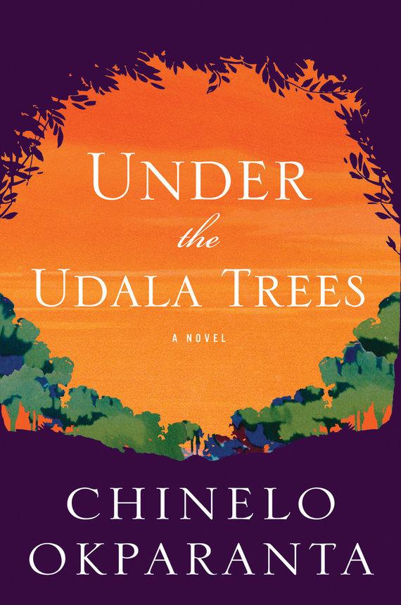 "Knygos viršelis/Knyga ""Under the Udala Trees"""