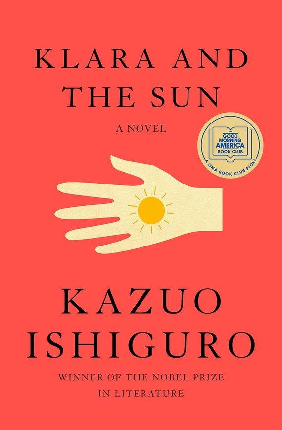 """Knygos viršelis/Knyga """"Klara and the Sun"""""""