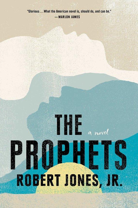 "Knygos viršelis/Knyga ""The Prophets"""