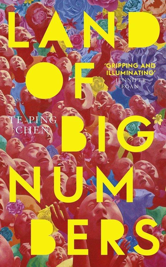 "Knygos viršelis/Knyga ""Land of Big Numbers"""