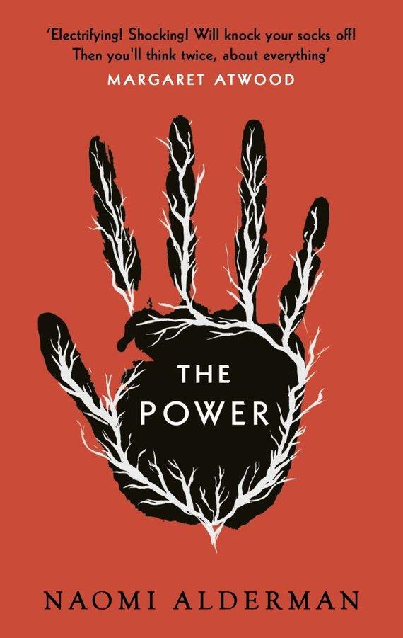 """Knygos viršelis/Knyga """"The Power"""""""
