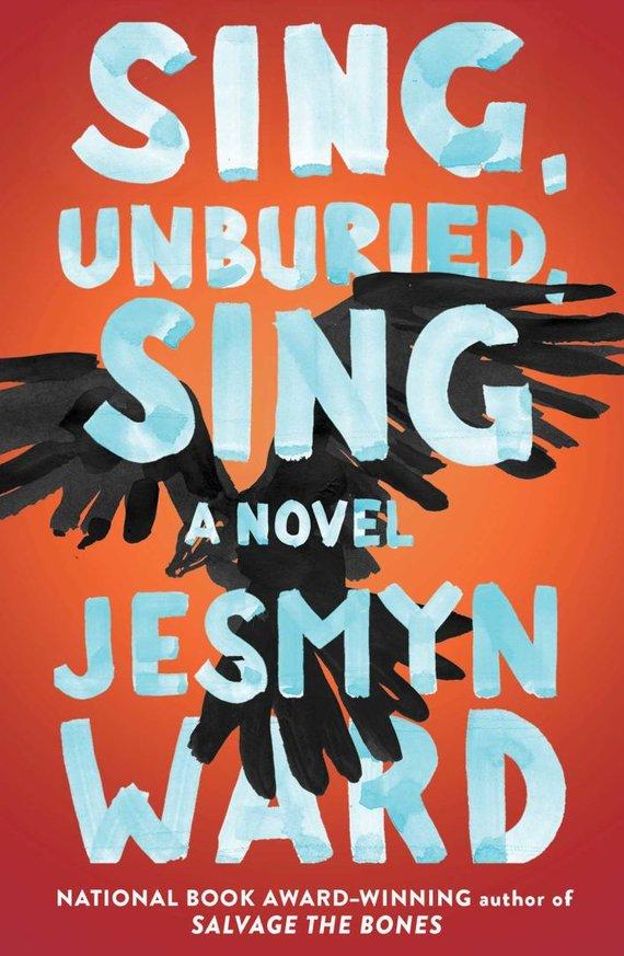 """Knygos viršelis/Knyga """"Sing, Unburied, Sing"""""""