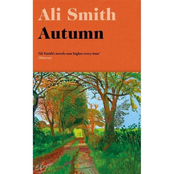 "Knygos viršelis/Knyga ""Autumn"""