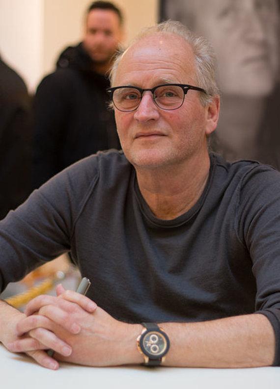 Wikipedia nuotr./Rašytojas Hermanas Kochas