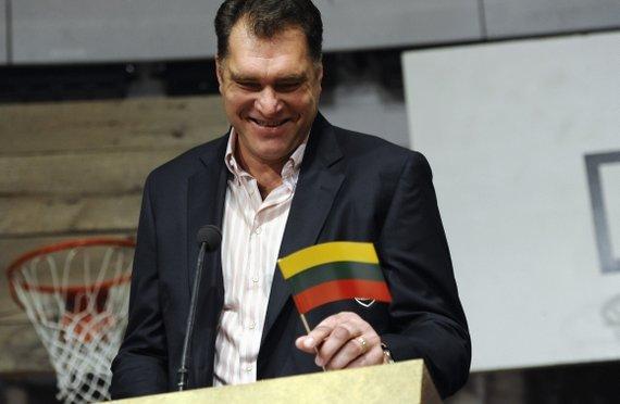 Scanpix/AP nuotr./Arvydas Sabonis