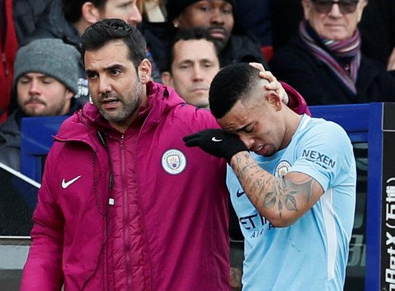 """""""Scanpix"""" nuotr./""""Crystal Palace"""" – """"Manchester City"""""""