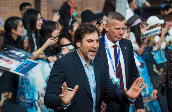 "AFP/""Scanpix"" nuotr./Javieras Bardemas"