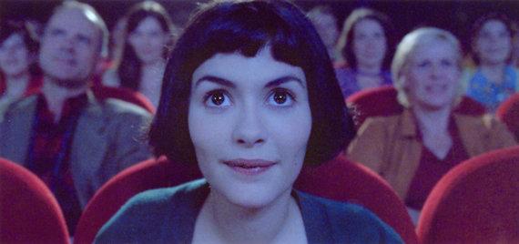 """""""Scanpix"""" nuotr./Audrey Tautou filme """"Amelija iš Monmartro"""""""