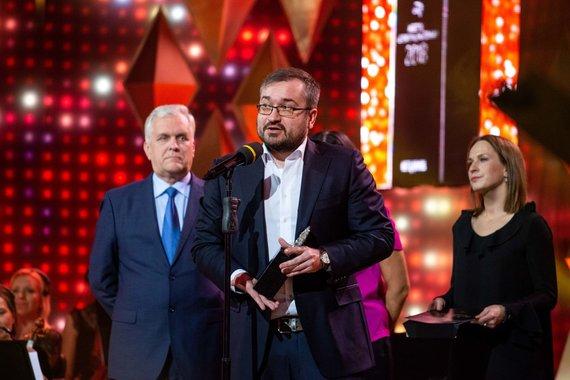 Justino Auškelio nuotr./LRT Metų apdovanojimai