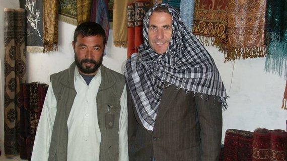 Nuotr. iš asmeninio albumo/V.Ušackas Afganistane