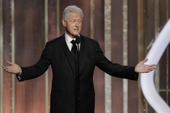 """Reuters""/""Scanpix"" nuotr./Billas Clintonas"