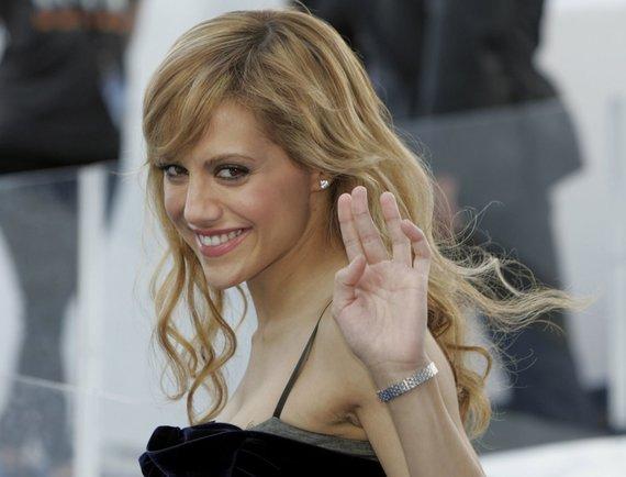 """""""Reuters""""/""""Scanpix"""" nuotr./Prieš 36-erius metus gimė Brittany Murphy"""