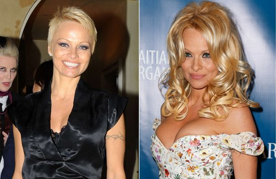 """Scanpix""/""Sipa Press"" ir AFP nuotr./Pamela Anderson"