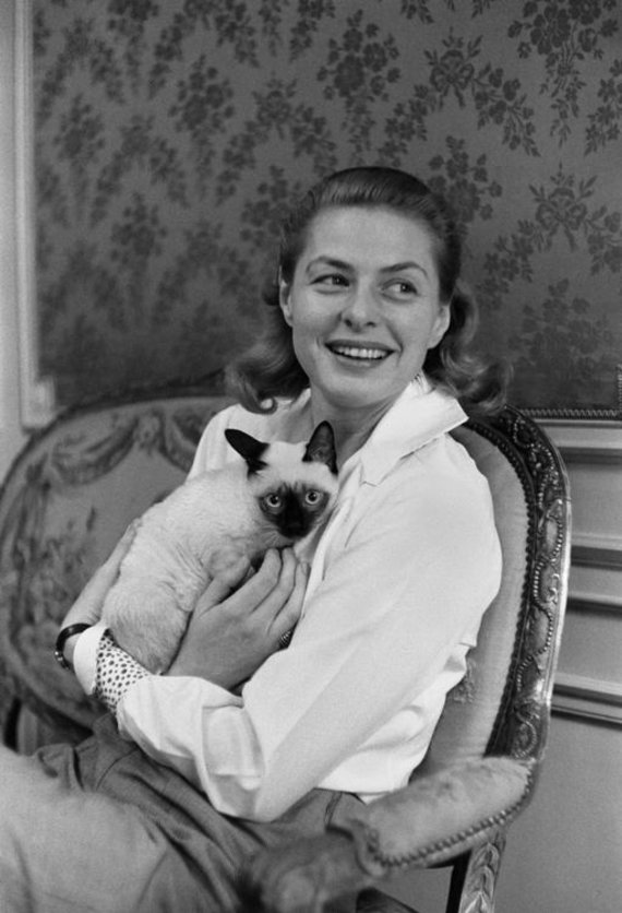 """Scanpix"" nuotr./Ingrid Bergman"