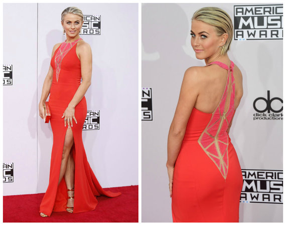 """Scanpix"" nuotr./Julianne Hough"