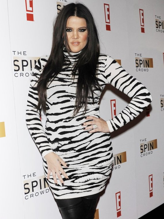 Vida Press nuotr./Khloe Kardashian (2010 m.)