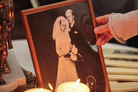 Loretos Kondratės nuotr./Kęstučio Ignatavičiaus vestuvių nuotrauka