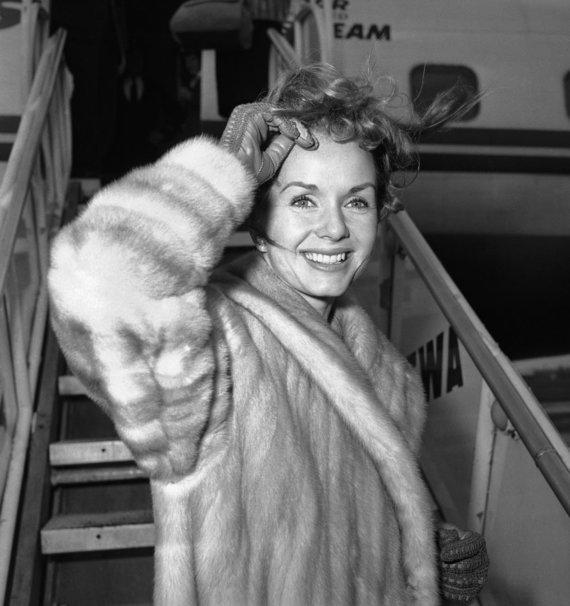 """Scanpix""/AP nuotr./Debbie Reynolds (1959 m.)"