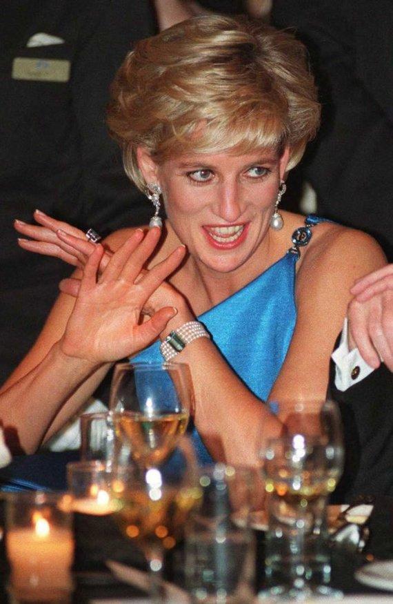 """Scanpix""/AP nuotr./Princesė Diana (1996 m.)"