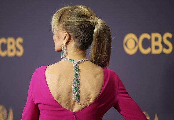 """""""Reuters""""/""""Scanpix"""" nuotr./Jane Fondos papuošalai už 2 500 000 $"""
