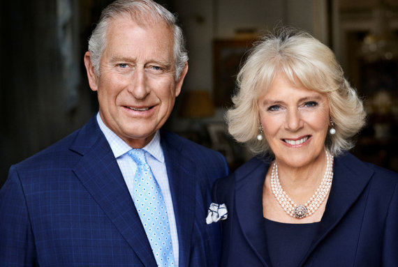 Reuters / Scanpix / Prince Charles and his wife, Duchess of Cork, Camilla (2017)
