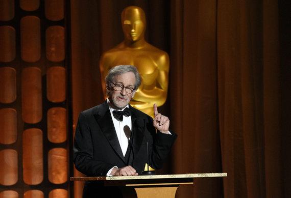 """Scanpix""/AP nuotr./Stevenas Spielbergas"
