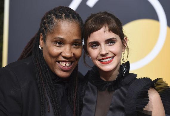 """Scanpix""/AP nuotr./Marai Larasi ir Emma Watson"