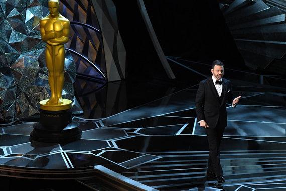 """Scanpix""/""Sipa USA"" nuotr./Jimmy Kimmelis"