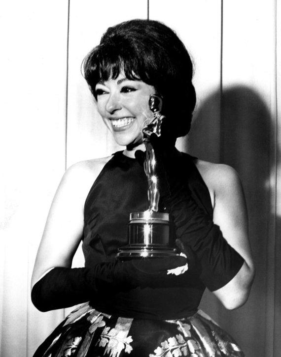 Vida Press nuotr./Rita Moreno 1962 metais