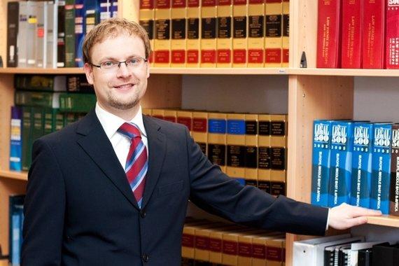 LAWIN nuotr./Advokatas Marius Juonys