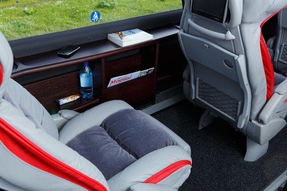 """Gamintojo nuotr./""""Lux Express"""" verslo klasės autobusas"""