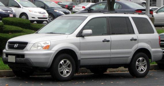 "Wikipedia.org nuotr./""Honda Pilot"""