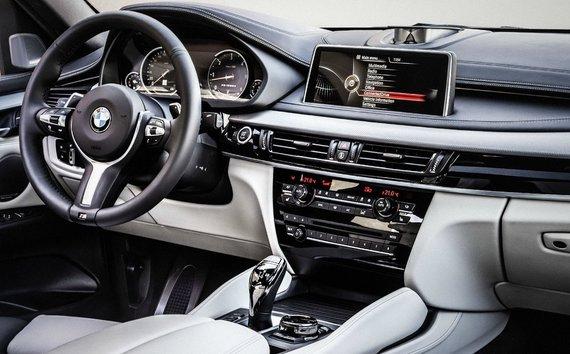 BMW nuotr./BMW X6