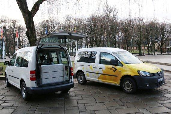 Socialinis taksi Kaune