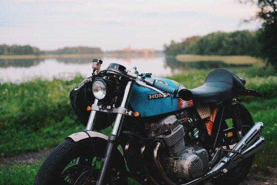 """Theironmachine.com/Edmundo Matusevičiaus nuotr./""""Honda CB 750Four"""""""