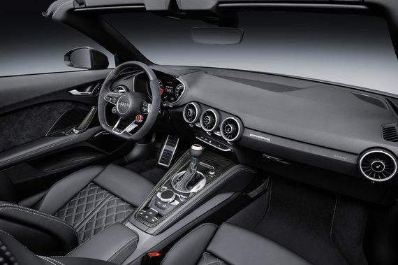 """Audi"" nuotr./""Audi TT RS Roadster"""