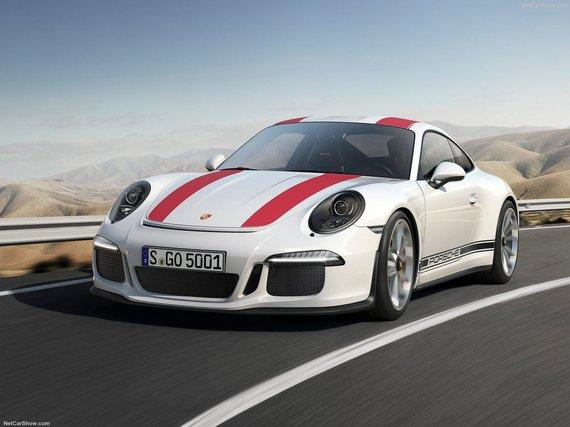"""9. """"Porsche 911R"""""""