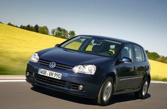 "Gamintojo nuotr./""Volkswagen Golf"""