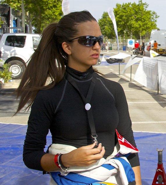 Gražuolė iš Ispanijos taps tiesiogine Vaidoto Žalos oponente