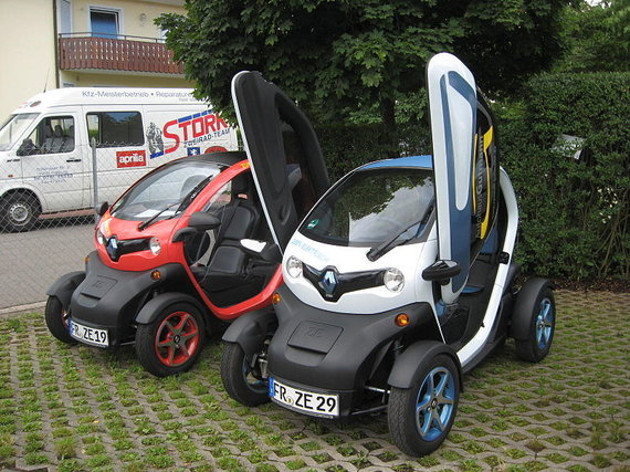 """""""Renault Twizy"""""""