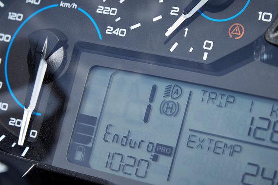 """BMW nuotr./""""BMW R 1200 GS Rallye"""""""